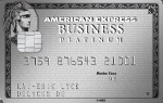 American Express-American Express Business Platinum Card