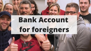 Bankaccountforeigners