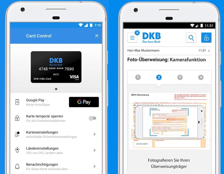 DKB Cash App