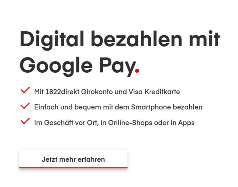 1822direkt digitales bezahlen