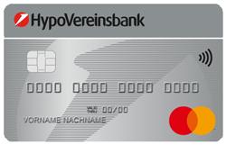 Hypovereinsbank HVB Mastercard