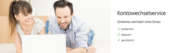 Kontowechselservice Girokonto wechseln ohne Stress