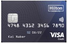 Die Hilton Honors Kreditkarte im Test - Vor- und Nachteile der Karte