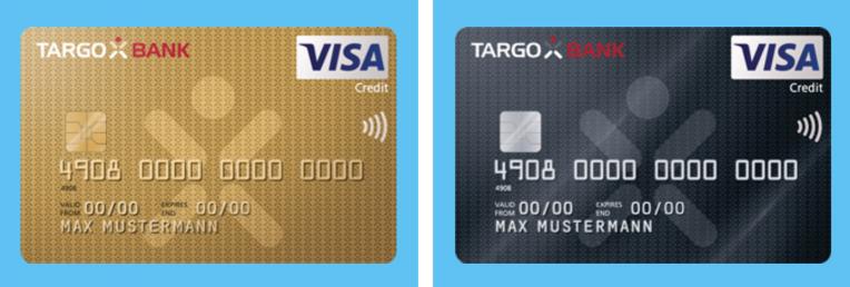 Die Targobank Kreditkarten