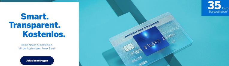 Die American Express Blue Card