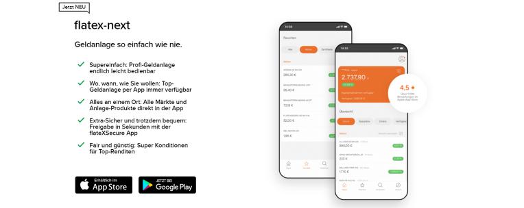 Flatex App
