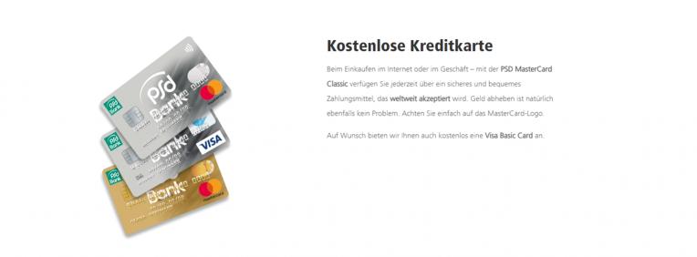 PSD Mastercard classic