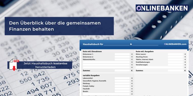 Onlinebanken.com Haushaltsbuch