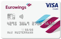 Eurowings VISA Classic