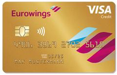 Eurowings Visa Gold