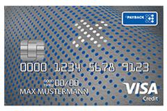 Payback Visa Flex Plus